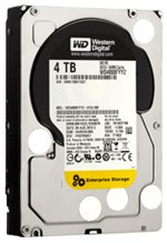 WD RE SAS and WD RE SATA